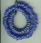 African Trade beads vintage Venetian old glass wound Dogon ring beads