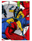 2015 Rittenhouse Avengers: Silver Age Trading Cards 21
