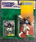 1994 KENNER STARTING LINEUP NFL JUNIOR SEAU SAN DIEGO CHARGERS MOC