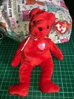 TY Beanie Baby - Kiss-e with Tag