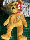 TY Beanie Baby - Decade (Gold) with Tag