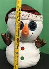 Ty Beanie Baby Flurry Snowman - Large - NEW