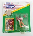 Jerry Rice Starting Lineup Figure 1991 w/Coin San Francisco 49ers Kenner