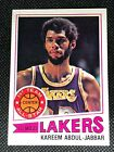 Complete Visual Guide to Kareem Abdul-Jabbar Cards 25