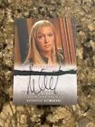 Supernatural Seasons 1-3 Katie Cassidy as Ruby Autograph Card # A05