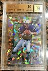 1998 BOWMAN'S BEST *ATOMIC REFRACTOR* PEYTON MANNING RC AUTO 7A BGS 10 10 10 10!