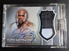 2017 TOPPS FLOYD MAYWEATHER JR ON CARD CERTIFIED AUTOGRAPH BOXING CHAMPION 06 10