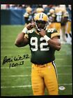 Reggie White Cards, Rookie Cards and Autographed Memorabilia 48