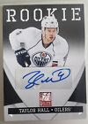 Taylor Hall Rookie Cards and Autographed Memorabilia Guide 41