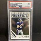Eli Manning Rookie Cards Checklist and Guide 25