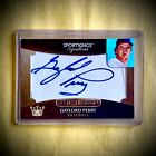GAYLORD PERRY 1 1 Cut Auto 2020 Sportkings Century Heroes Autograph Sketch Card