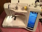 Brother ULT 2001 sewing embroidery machine