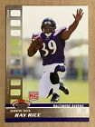 Ray Rice Football Rookie Cards and Autograph Memorabilia Guide 23