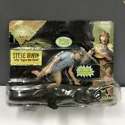 Steve Irwin Action Figure with Agro the Croc, Original Packaging