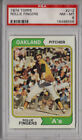 Rollie Fingers Cards, Rookie Card and Autographed Memorabilia Guide 11