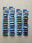 Hot Wheels Lot 38 Faster Than Ever FTE 2005 2006 Charger Superbird Mini Cooper