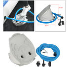 High Volume Bellows Foot Pump Inflator for Kayaking Inflatable Boat Pool Toy