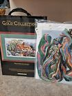 Dimensions Gold Collection Bedfordshire Sunset 3796 Counted Cross Stitch Kit