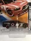 2012 Dodge Charger R T Red Super Treasure Hunt 161 Chase Car Limited 1 64 VG