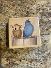 House Mouse Stamp Rubber Stamps Two Part Harmony New