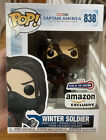 Funko Pop The Winter Soldier #838 Year of the Shield Amazon Exclusive IN HAND