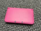 Nintendo 3DS XL Pink With Games