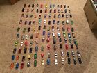 Lot of 120 Hot Wheels 164 Die Cast Cars Mostly Blister Pulls See Photos