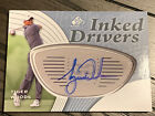 2012 SP Game Used Golf Inked Drivers Autographs Guide 48
