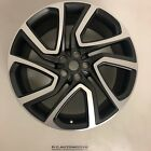 """4 x Genuine Land Rover Discovery 5 22"""" Style 5025 Alloy Wheels HY3M-1007-EA"""