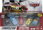 Disney and Pixars Cars NASCAR 5 Pack 155 Die Cast Vehicles Collection
