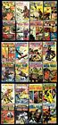 All American Men of War DC  24 BOOKS  Silver Age Mixed Grades
