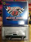 HOTWHEELS Collectors Nationals 13th Convention 2013 67 Shelby GT500 97 1500