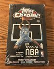 2003 Topps Chrome NBA HOBBY Box! 1 Just Sold For 24k On Goldin Auctions!