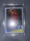 Mike Trout Auto Signed Card 35th Anniversary Topps Currently eBay 1 1