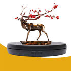 Motorized Rotating Jewelry Turntable Display Stand Electric Load Within 8kg