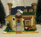 Lemax Christmas Village (2017) – Building – Chuzzlewitts Chimney Sweep Shop