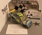 2016 Jimmie Johnson Lowes Homestead Win 1 24 Action Diecast Autographed