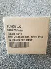 2021 FUNKO MYSTERY MINI BOXES MARVEL DEADPOOL 30TH NEW SEALED CASE OF 12 DISPLAY