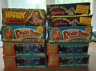 Topps Non-Sport Movie Cards Investment Lot - 9 Unopened Wax Boxes - Rarely Seen
