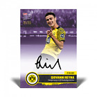 2021 Topps Giovanni Reyna American Dream Curated UEFA Champions League Soccer Cards 12