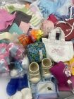 Doll Clothes Mixed Lot 18 Some American Girl Our Generation Clothes Accessories