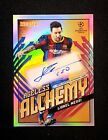 2020 Topps Lionel Messi Champions League Soccer Cards 14