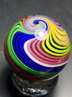 Signed Art Glass Marble Marble 152