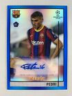 2021-22 Topps UEFA Champions League Summer Signings Soccer Cards Checklist 20