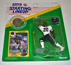 1991 NFL Kenner Starting Lineup Mark Carrier Chicago Bears free shipping