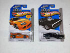 HOT WHEELS Toyota Supra 2013 FAST  FURIOUS Paul Walker  70 Dodge Charger R T