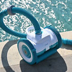 XtremepowerUS Automictic Suction Pool Cleaner Inground Pool Wall Climb 39ft Hose
