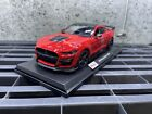 2020 FORD MUSTANG SHELBY GT500 Red 1 18 scale Maisto Special Edition New
