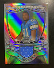 2007 Bowman Sterling Refractor Calvin Johnson RC Rookie JERSEY 199 SSP