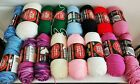 Large Bulk Lot around 30 Red Heart Yarn  Various Others